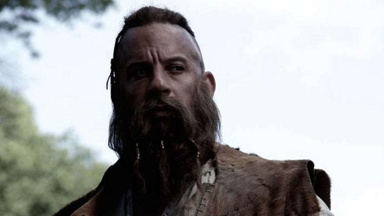 Vin Diesel in The Last Witch Hunter Trailer