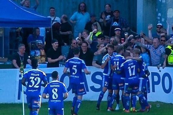 PRED DOLAZAK NA MARAKANU Helsinki u poslednjem minutu ispustio pobedu nad liderom prvenstva Finske
