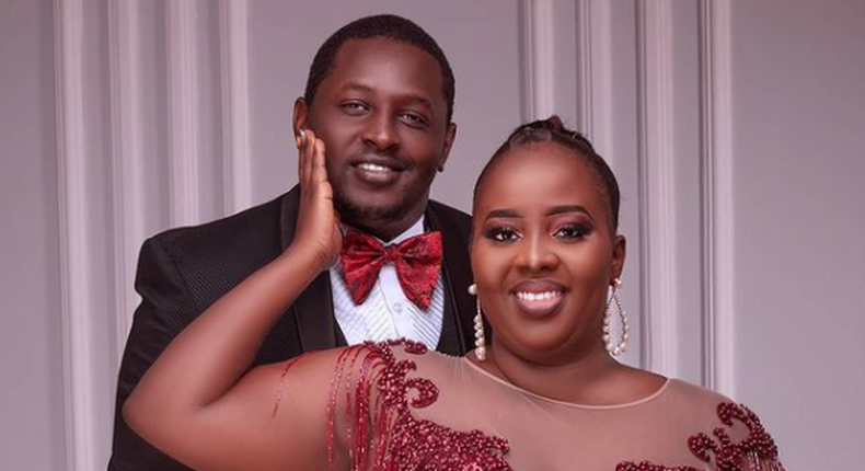 Milly Chebby and husband, Terence Creative