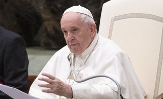 Włoski dizennik: Przypadek koronawirusa w Domu Świętej Marty, gdzie mieszka papież