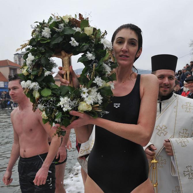 Marina Lazić u Užicu
