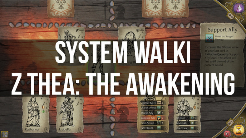 System walki w Thea: The Awakening