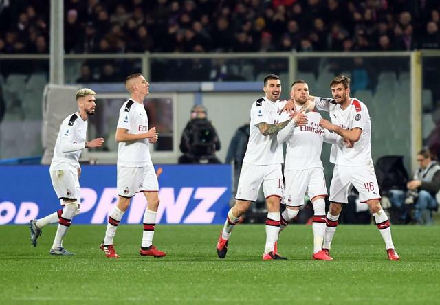 Fudbaleri FK Milan