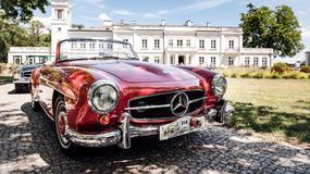 90 klasycznych Mercedesów w Płocku