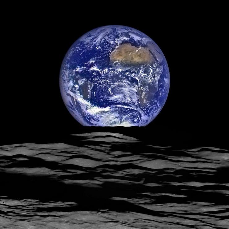 zemlja mesec