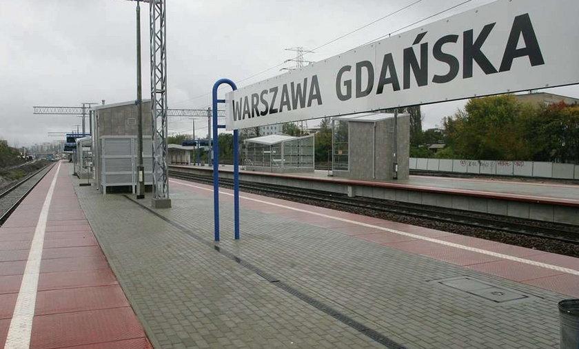 Dworzec Gdański już odnowiony