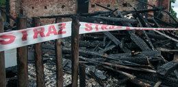 Tragiczny pożar. W stodole znaleziono zwęglone zwłoki