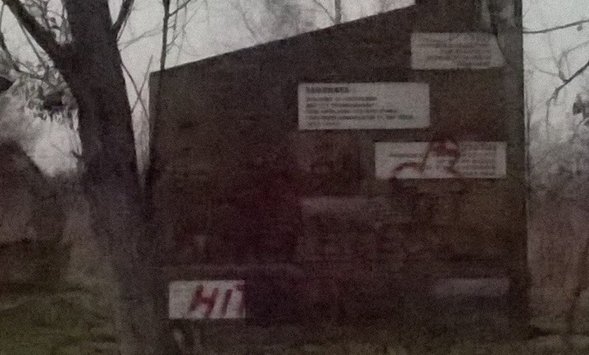 Wandale zdewastowali żydowski cmentarz