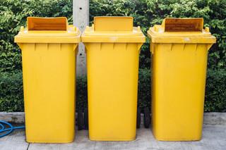 Trzy kosze wystarczą, aby dobrze segregować śmieci