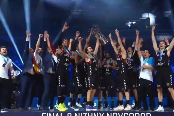 Burgos opet osvojio FIBA Ligu šampiona! Srbin doprineo VELIKOM USPEHU španskog tima