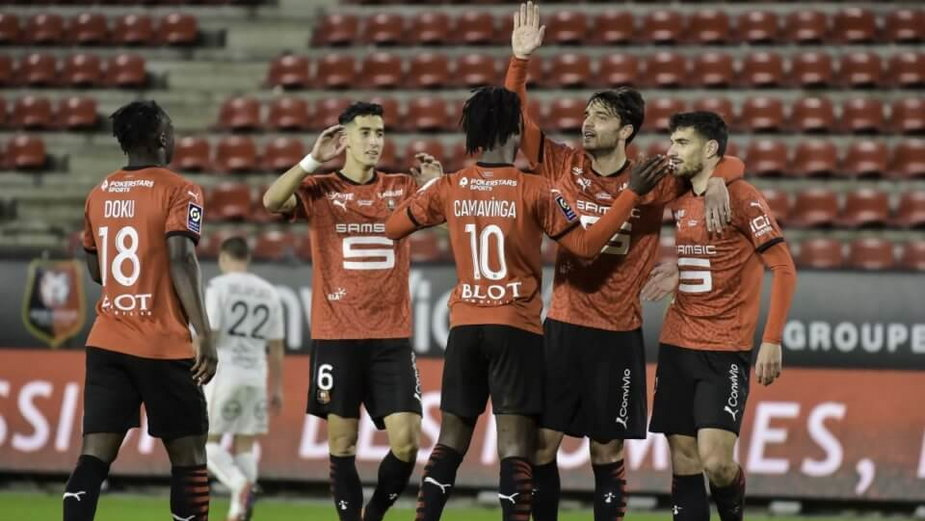 Piłkarze Rennes