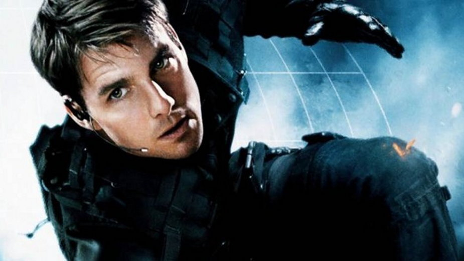 """Tom Cruise w filmie """"Mission: Impossible"""""""