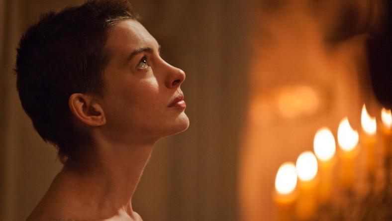 """Anne Hathaway w """"Les Misérables"""""""