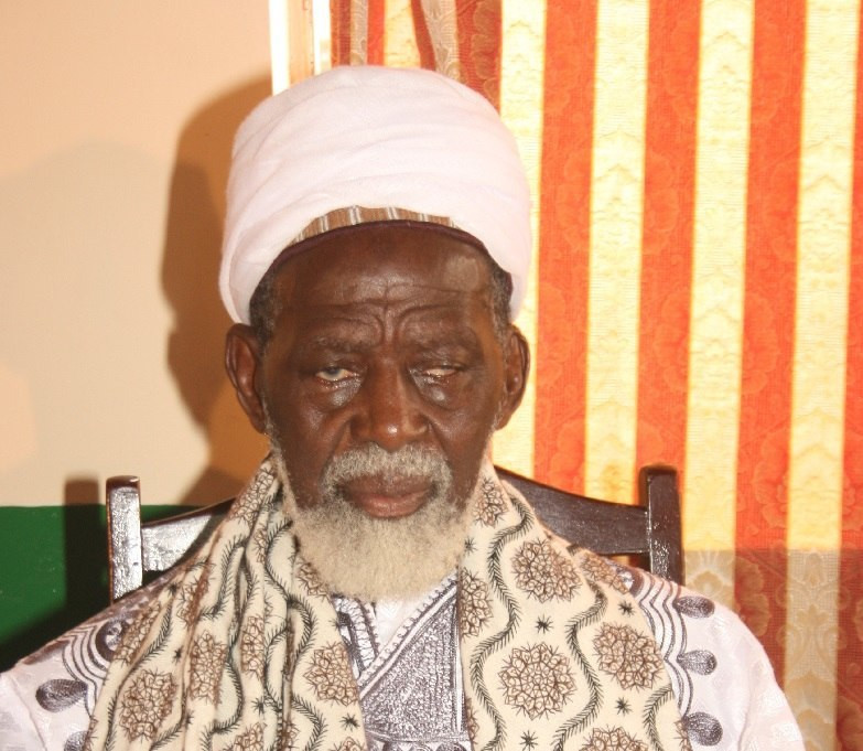 Chief Imam, Shiek Osman Nuhu Sharabutu