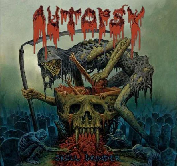 """AUTOPSY – """"Skull Grinder"""""""