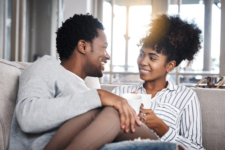 Help you grow and maintain a happy lifestyle as a person, but also as a couple. [Credit: Dean Mitchell Getty]