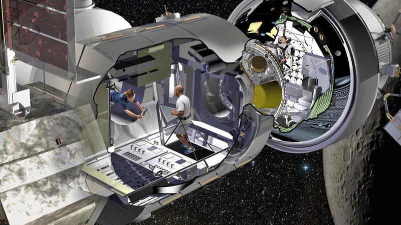 NASA daje zielone światło dla kosmicznego habitatu