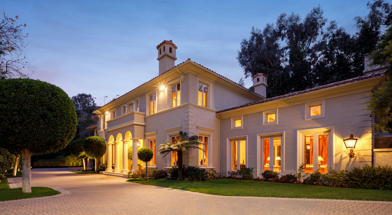 See inside the $26 million Bel Air estate where legendary Ford and Chrysler exec Lee Iacocca lived
