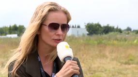 Magdalena Cielecka: boję się, co się z nami wszystkimi stanie
