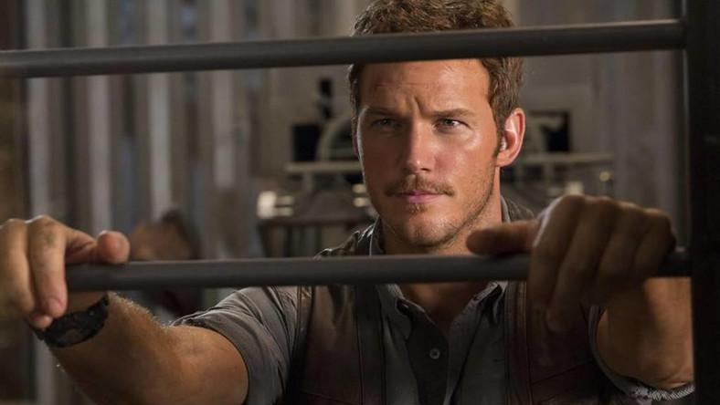 """Chris Pratt w """"Jurassic World"""""""
