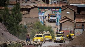 Maluchem na Machu Picchu - SlowRide w akcji