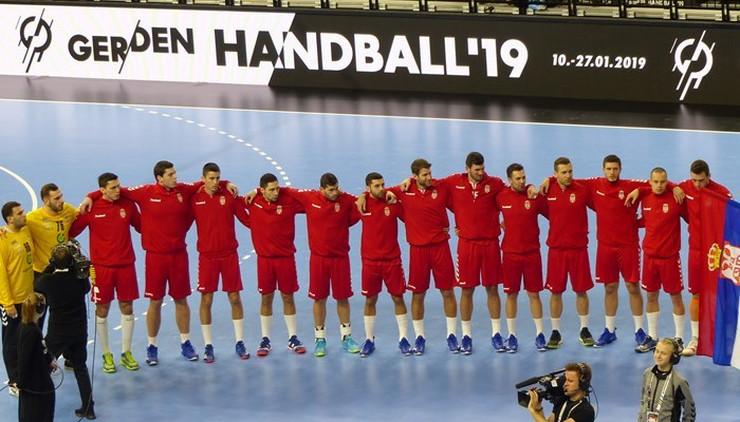 Muška rukometna reprezentacija Srbije