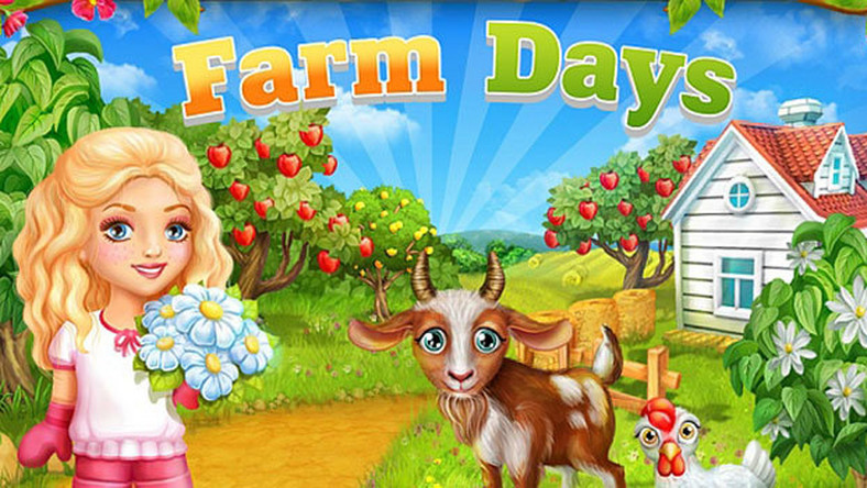 Farm Days - farmerska strategia w grafice 3D