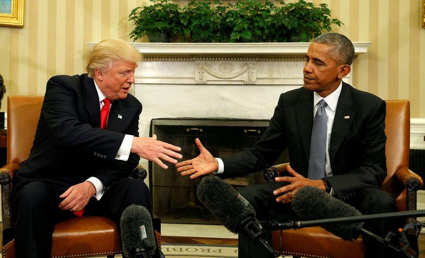 Obama wbrew tradycji