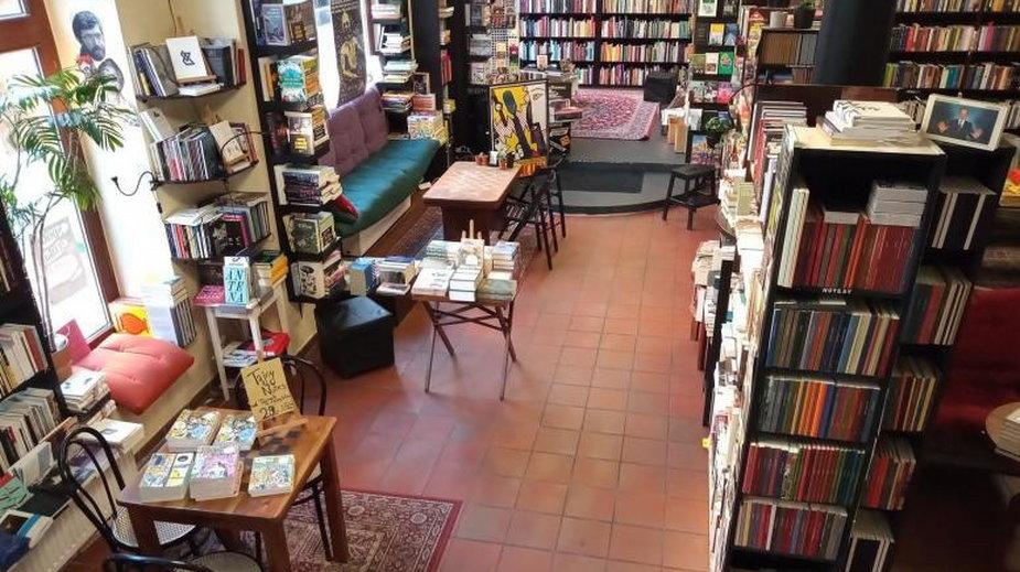 Kawiarnio-księgarnia Tajne Komplety