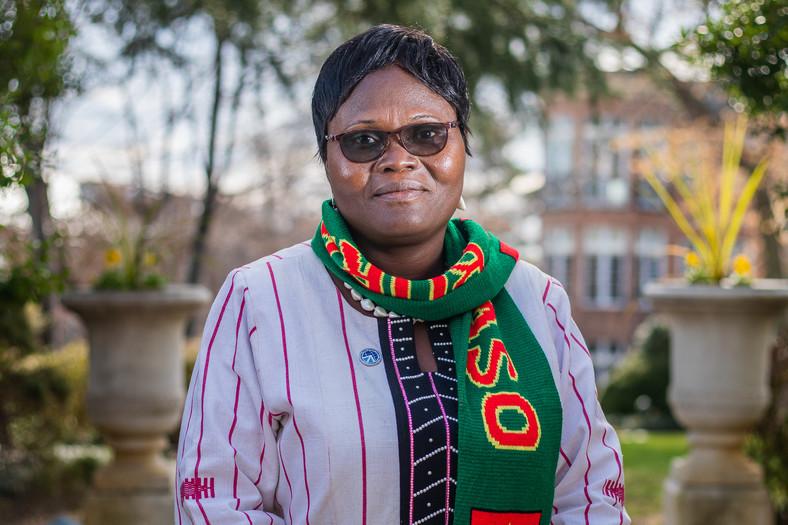 Claire Ouedraogo (Burkina Faso) - state.gov