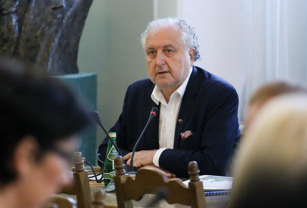 Rzepliński przyznał, że żałuje że w rozprawach przed Trybunałem nie biorą udziału przedstawiciele Sejmu