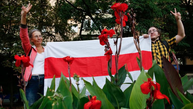 Białoruś, protesty