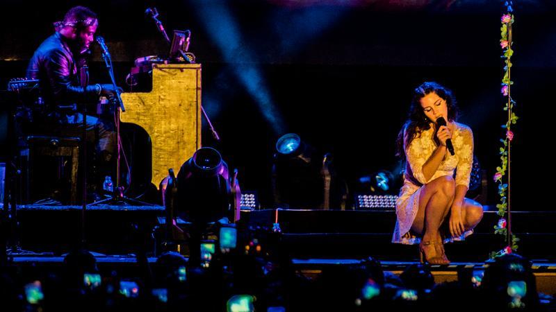 Lana Del Rey na Kraków Live Festival 2017