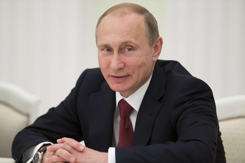 Nieśmiertelny Władimir Putin