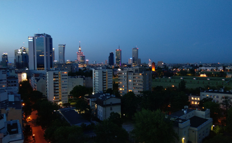 Zdjęcie zrobione aparatem w telefonie HTC U11 o godz. 21:34