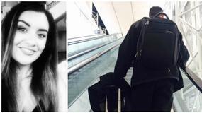 Zrezygnowała ze swojego lotu, aby pomóc mężczyźnie, na którego nikt nie zwracał uwagi