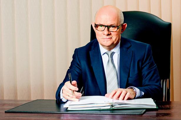 Prof. dr hab. n. med. Przemysław Jałowiecki, rektor Śląskiego Uniwersytetu Medycznego w Katowicach