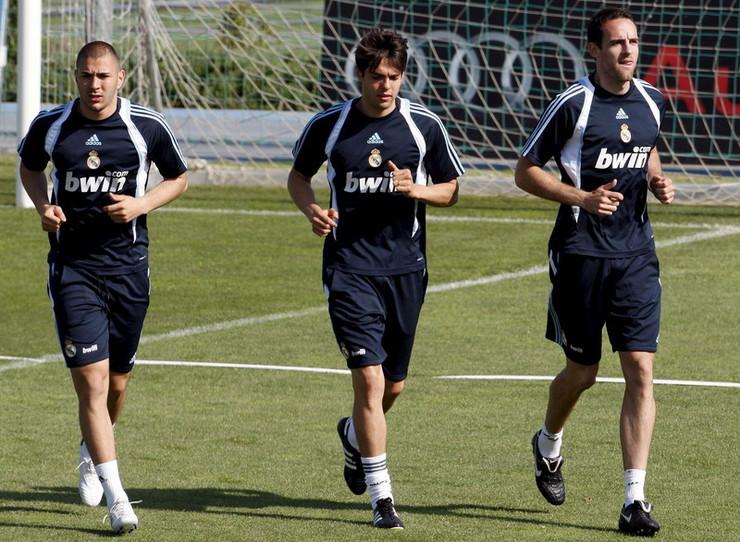Kristof Mecelder iz dana u Real Madridu