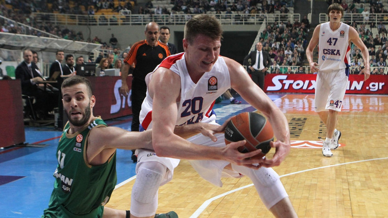 Panathinaikos Athens v CSKA Moscow - Turkish Airlines Euroleague