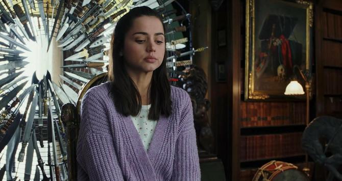 Ana de Armas u filmu Nož u leđa