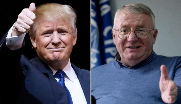 Šeselj je ubeđen da će za Trampa glasati svi Srbi u Americi