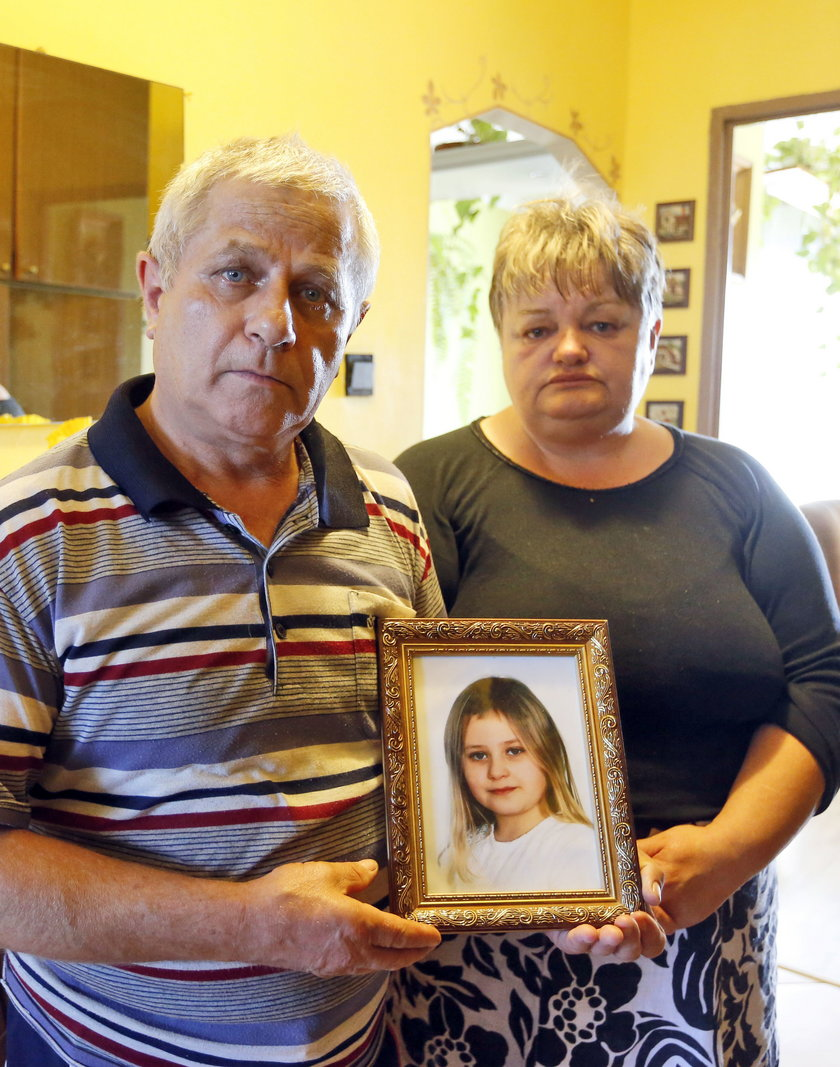Rodzice zamordowanej Sary