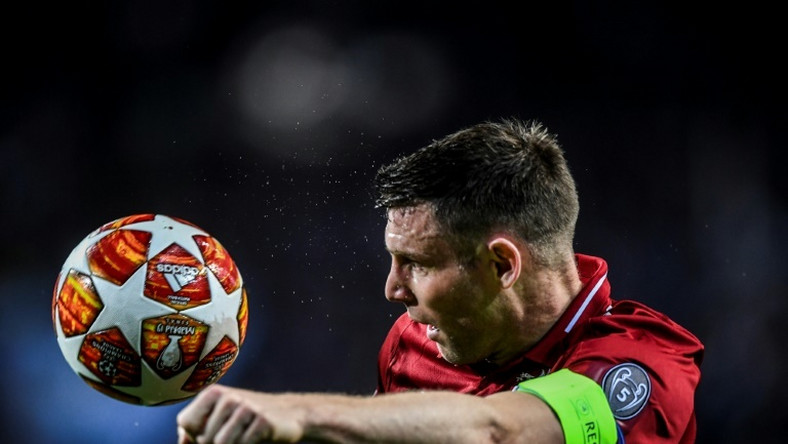 Manchester United fan for the time being - Liverpool midfielder James Milner