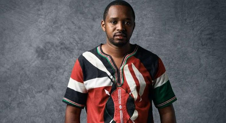 Boniface Mwangi calls out Nation FM presenter for doing this