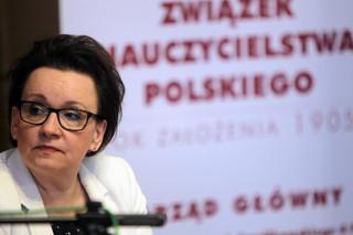 Burza po wypowiedzi Zalewskiej o Jedwabnem: Pani minister się kompletnie skompromitowała