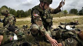 Wirtualny system treningowy dla wojskowych lekarzy