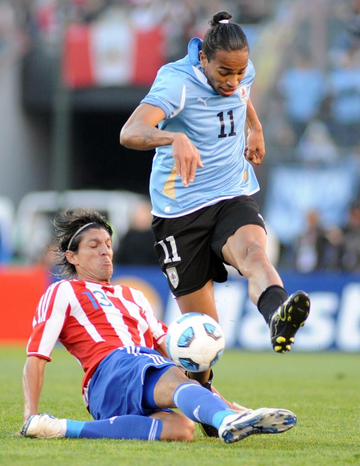 045b85dff To była ekipa - reprezentacja Urugwaju z Copa America 2011 - Piłka nożna