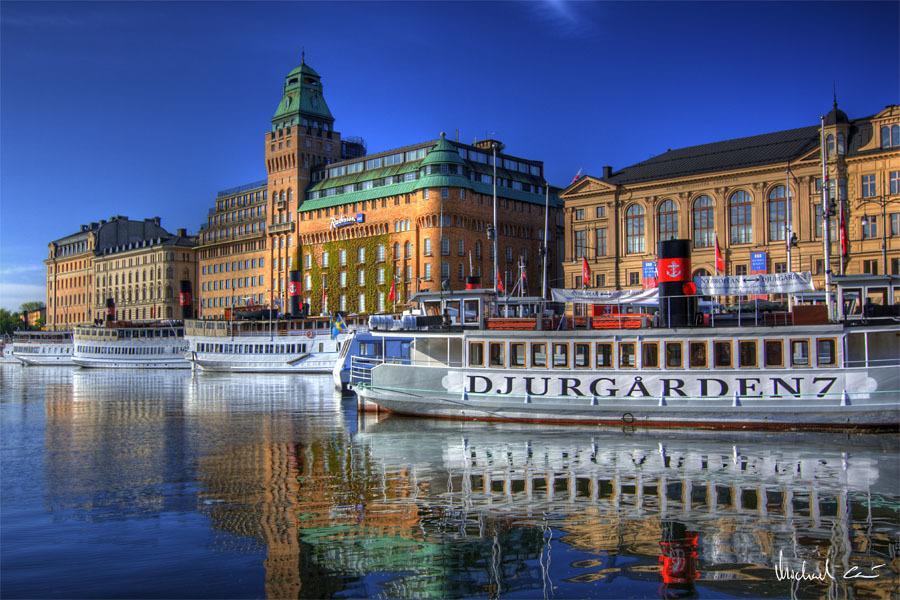 2. Sztokholm, Szwecja
