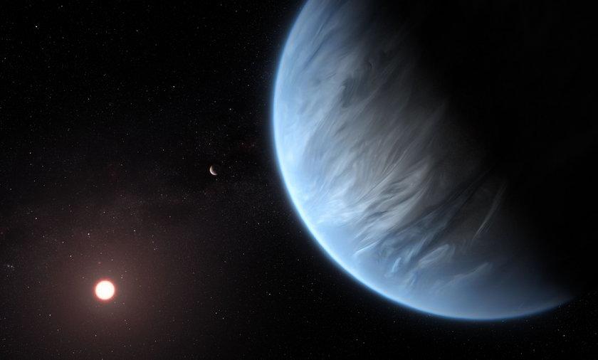 Naukowcy odkryli planetę, na której może istnieć życie