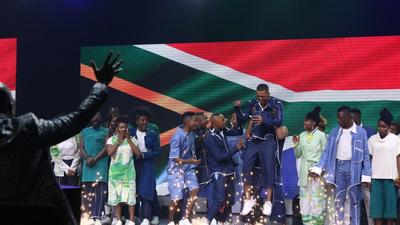 Hush SA wins US $ 100 000 in Old Mutual Amazing Voices